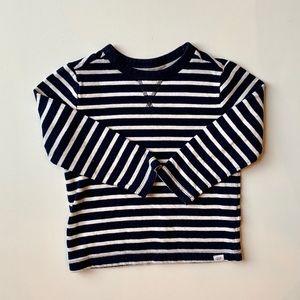 3/$30 ❤️ Baby GAP Toddler Boy Striped Top